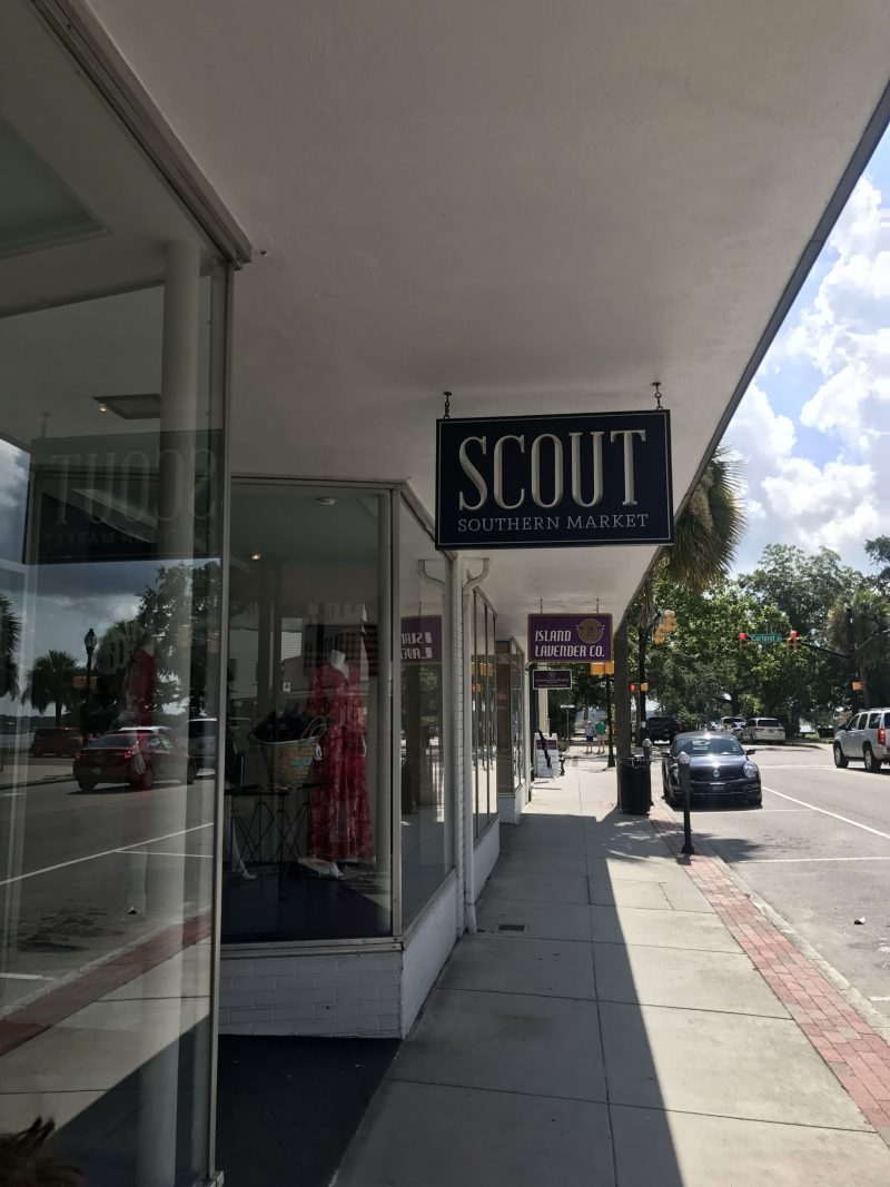 Our Trip to Beaufort, SC - Designer Bags & Dirty Diapers