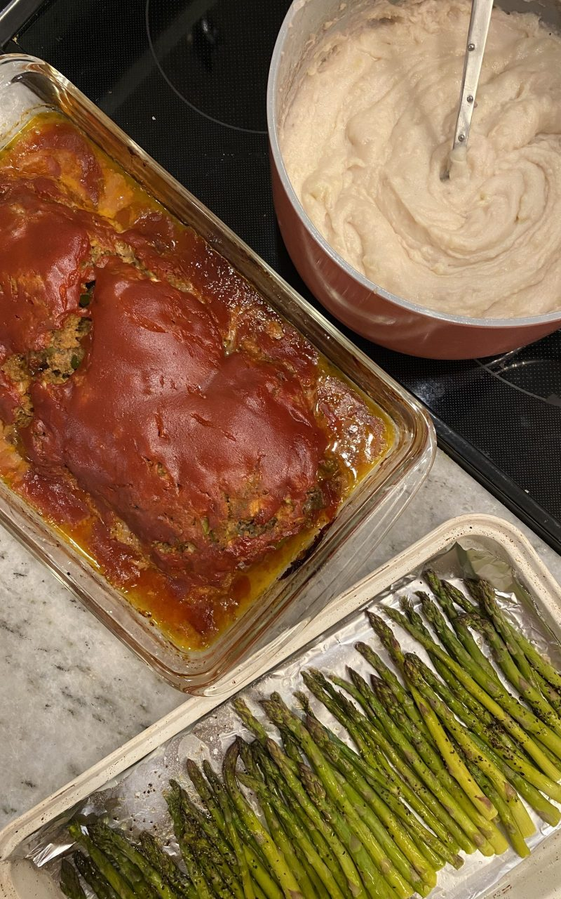 My Mom's Meatloaf Recipe